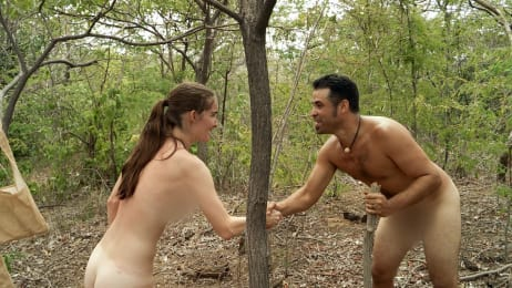 Naked survival nude