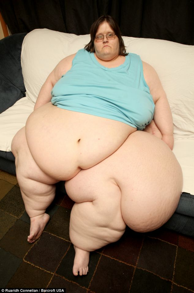 Fattest Girl In The World Naked