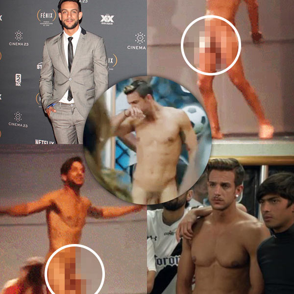 Mexican Nude Males